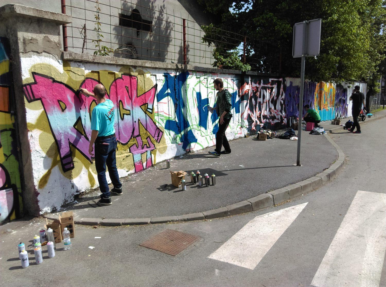 Grafiti jam