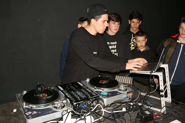 BBoy i DJ radionice