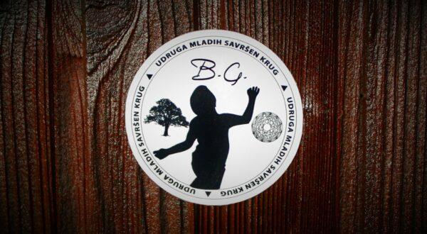 logo Savršen Krug na drvu